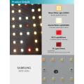 Daylight Full Spectrum LED Grow Light Panel Indoor