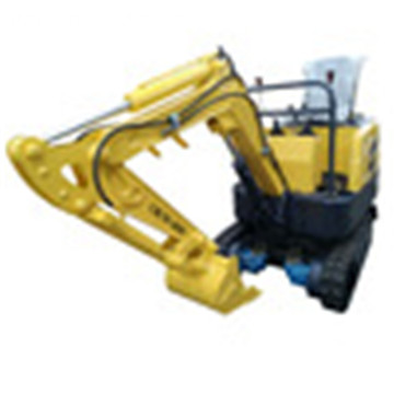 Les machines d'excavatrice de 0.8T 1T mini hydraulique