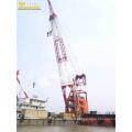 Port maritime Pont grue flottante