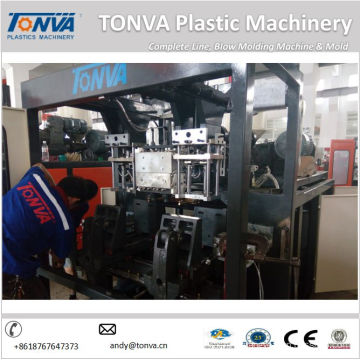 1L PP Bottle Plastic Extrusion Blowing Machine with Reasonable Price