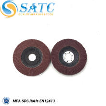 automotive flap disc /flap disc with fiberglass