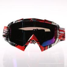 Exército combate vidro de segurança ao ar livre moto cross-country óculos Windproof Goggle