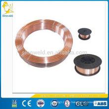 2014 Nuevo y buen precio Aws A5.18 Er70S-6 Co2 alambre de soldadura