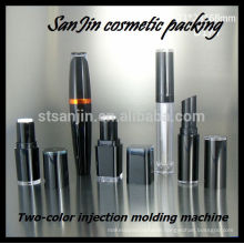 2014 new SanJin Two-color injection molding machine luxury cosmetic containers