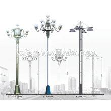Construção municipal guarda-chuva acessórios de poste de luz