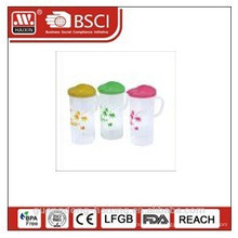 Popular plastic water kettle 1.6L