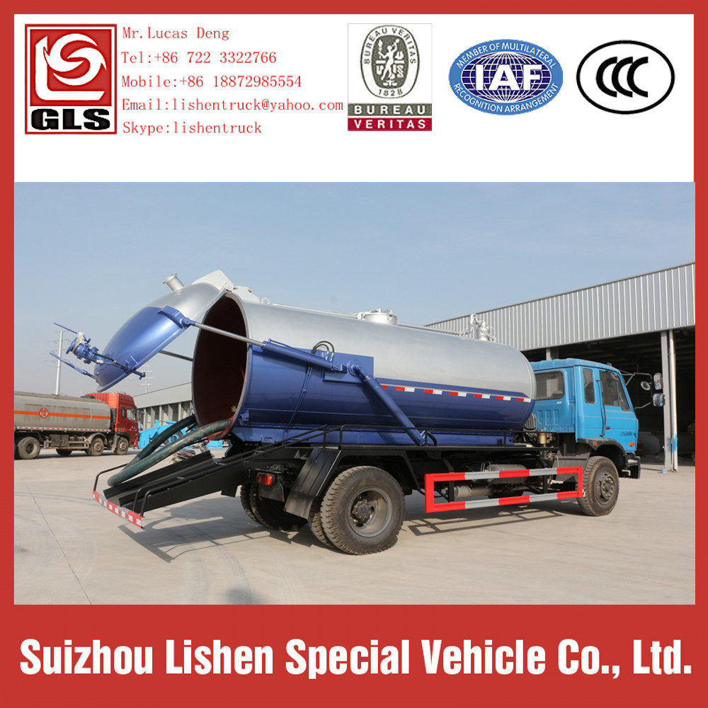 Suction Truck