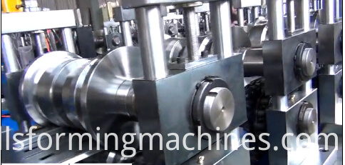 Steel Racking Machine