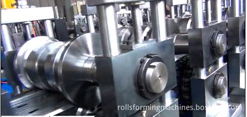 Steel Racking Machine