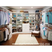 Wardrobe new design bedroom wardrobe 2 door wardrobe SSG-016