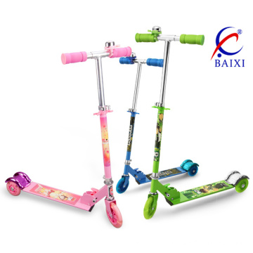 Kids Scooters with LED Light Wheel (BX-3208)