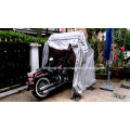Foldable Outdoor Waterproof Motorcycle Tent Cover Shelter