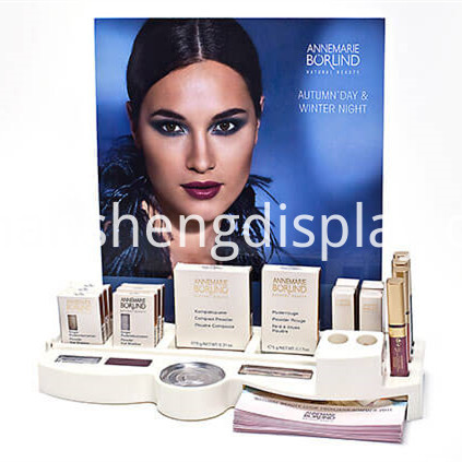 Cosmetic Counter Display