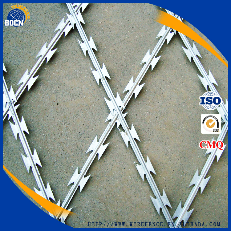 razor barbed wire with low price