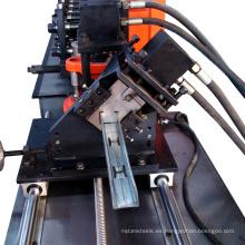El marco de acero de alta velocidad del perno prisionero de C / U utilizó el rollo de perno que formaba