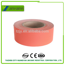 colored reflector fabric tape for clothing