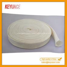 Heat Insulation High Silica Fiber Sleeve