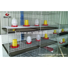 Commerce Assurance Anping Baiyi Usine Fourniture Poultry Chick Eleveur Cage