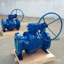 Trunnion Mounted Flanged Connection End Ball Valve