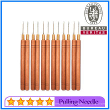 Factory Directly Sell Hair Extension Pulling Needle Hair Salon Use