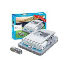 Paper Material Stadium Model 98PCS Toy 3D Puzzle (10173060)