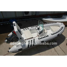 CE speed boat RIB 4.8M fishing boat