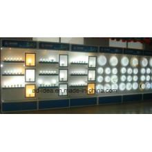 Exposição clara do diodo emissor de luz Display / Store Satnd (IO-66)