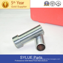 Neu kommen Kupfer CNC-Präzisions-Bearbeitung chromiert an