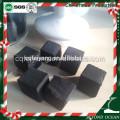 Feiyang hohe Härte Kokosnuss Cube Shisha Holzkohle