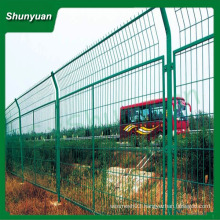 Wholesale high quality pvc coated wire mesh fence/ welded garden fence panels