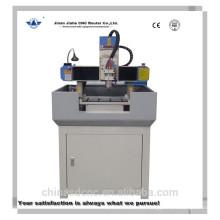 Máquina de gravura do CNC metal, corpo de ferro fundido