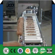Satay Spießmaschine, Kebab Fleisch Schneidemaschine Spiessmaschine