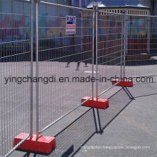 Galvanized Removable Fencing/Cheap Galvanized Temporary Fencing/Temporary Yard Fencing