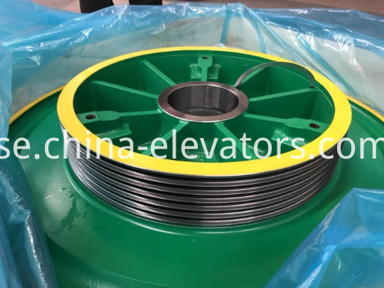 KONE Elevator MX20 Traction Sheave KM755995H07