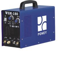 Inverter portátil Mosfet TIG / MMA máquina de soldadura con Pluse Wsm-160/180/200
