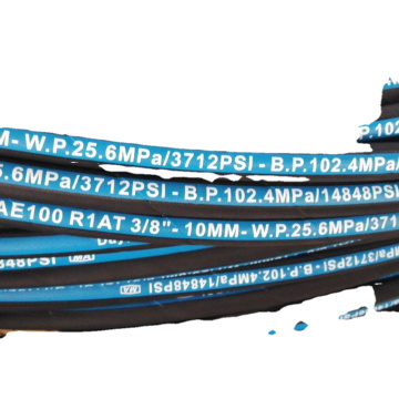 Best excavator  braided hydraulic hose  cost fabrication for sale online on May, 2020 year