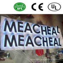 Высокое качество акриловые светодиодов письма канала знак