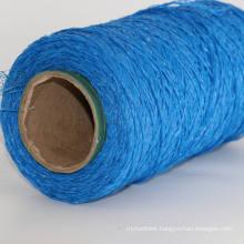 Popular colorful garden artificial grass yarn