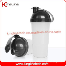 700ml Plastic Protein Shaker Bottle with Filter (KL-7019)