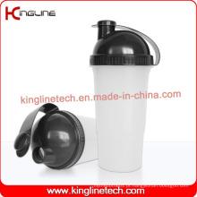 700ml Garrafa de Proteção de Proteína de Plástico com filtro (KL-7019)