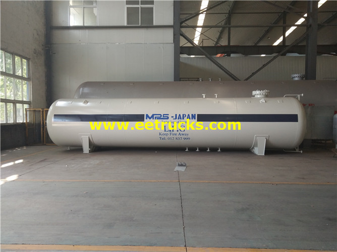 35000 Liters LPG Domestic Tanks