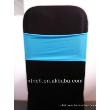 cheap chair covers chair sashes,Gorgeous Spandex Band,Lycra Band,turquoise