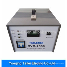 LCD meter home use high accuracy voltage stabilizer