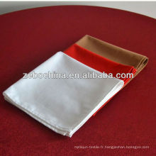 Hot design différentes couleurs disponibles luxe boutique en gros serviettes serviettes
