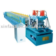 C Shaped forming machine