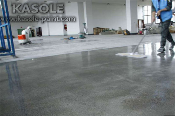 hardener for concrete floor