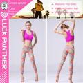 Venta al por mayor de Secado rápido Fitness Sublimado Secy Ladies Girl Yoga Pants Sports Leggings Medias