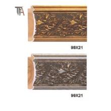 High Copy Marmoration Molding Holz Fenster Vorhang Rahmen