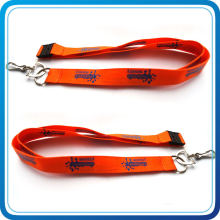 Promotional Items China Polyster Material String Lanyards (HN-LD-137)