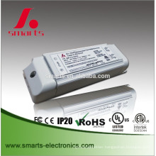 110vac 12v 20w 0-10v dimmable led driver with ETL FCC approved
